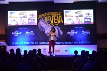 Palestra Marketing Digital em Nova Iguaçu - Evento Sebrae Empreendedorismo na Veia